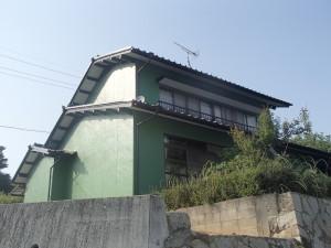 浅口市外壁塗装リフォーム工事(施工後1)