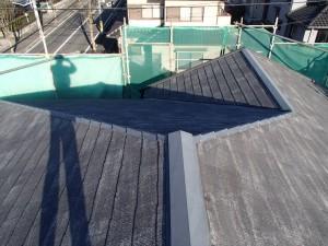 笠岡市 外壁・屋根塗装リフォーム工事(施工前2)