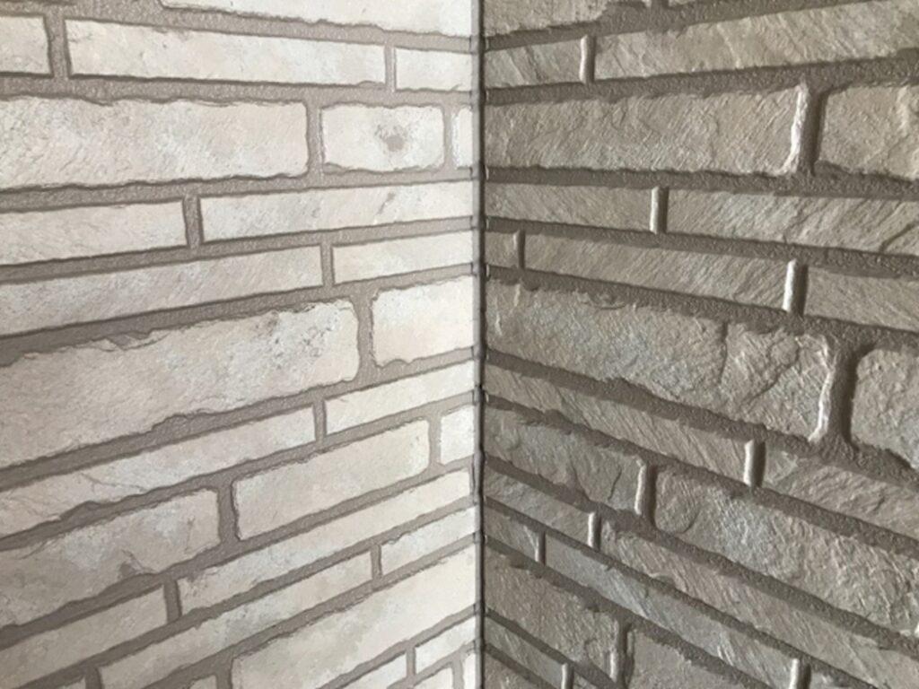 サイディング直張りの外壁